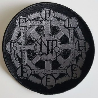 MALHKEBRE - Obscurus Religiosus Patch - woven patch