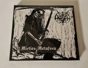 ANUBI - Mirties Metafora Digi CD - Digipack CD