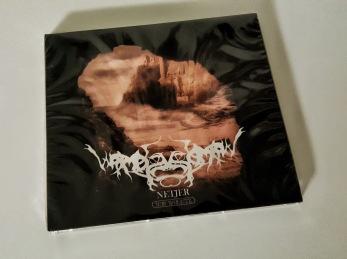 WORMS OF THE EARTH - Netjer Digipack CD - Digipack CD