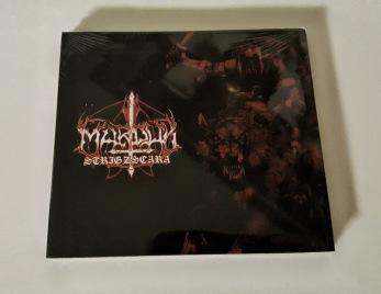 MARDUK - Strigzscara - Warwolf Digi CD - Digipack CD