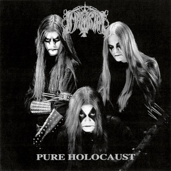 IMMORTAL - Pure holocaust CD - CD jewelcase
