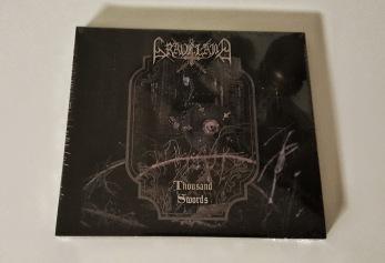 GRAVELAND - Thousand Swords Digi CD - Digipack CD