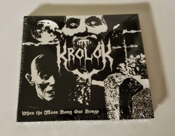 KROLOK - When The Moon Sang our Songs Digi CD - Digipack CD