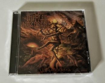 IMPALED NAZARENE - Ugra-Karma (Rerelease) CD+ 2 bonus - CD jewelcase