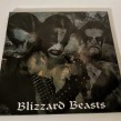 IMMORTAL - Blizzard Beasts Ltd Gatefold LP - Blue/Silver Splatter 12