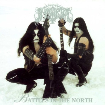 IMMORTAL - Battles in the North CD - CD jewelcase