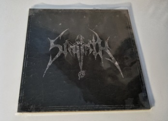 """SINOATH - Forged in Blood & Still in the Grey Dying 12"""" DLP - Black 12"""