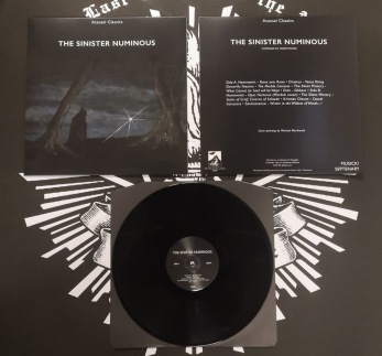 "V/A - The Sinister Numinous 12""LP - Black 12"
