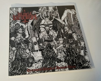"BLACK DEVOTION – Cermonial Rituals of Demonic Chaos 12""LP - Black 12"