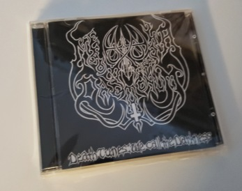 NECROMONARCHIA DAEMONUM – Death Tunes: We call the Darkness CD - CD jewelcase