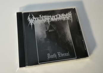 WINTERFULLMOON – Death Eternal MCD - CD jewelcase