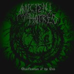 ANCIENT HATRED – Glorification of the End CD