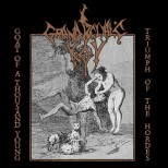 GRAND BELIAL'S KEY - Goat of a thousand young / Triumph of the Hordes - Digipak CD