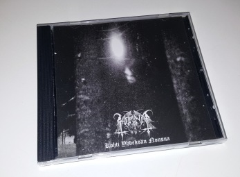 HORNA - Kohti Yhdeksän Nousua CD - CD jewelcase