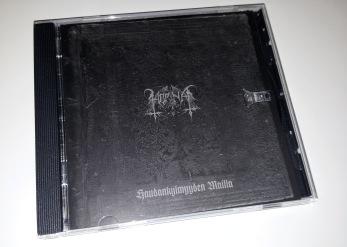 HORNA - Haudankylmyyden Mailla CD - CD jewelcase