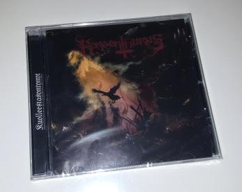 KORGONTHURUS - Kuolleestasyntynyt CD - CD jewelcase
