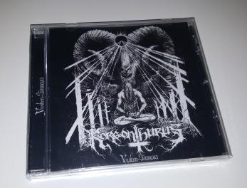KORGONTHURUS - Vuohen Siunaus CD - CD jewelcase
