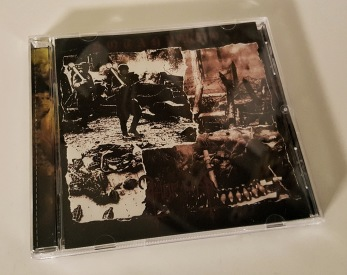 HORNA - Sotahuuto CD - CD jewelcase