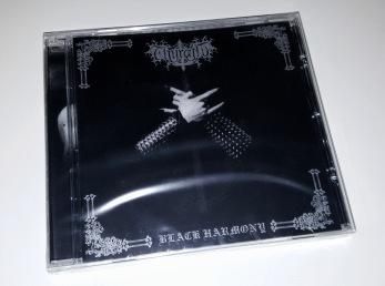 THYRANE – Black Harmony CD - CD jewelcase