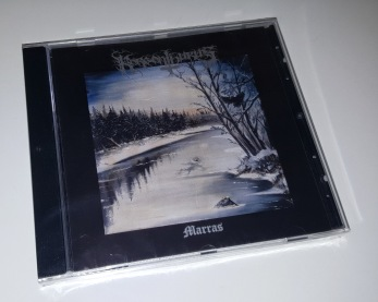 KORGONTHURUS – Marras CD - CD jewelcase