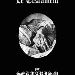 SEKTARISM -Le Testament CD Digipack A5