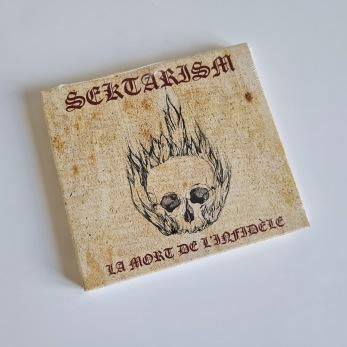 SEKTARISM -La Mort de l'Infidèle CD - La Mort de l'Infidèle CD