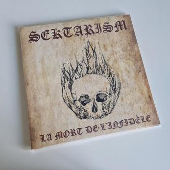 SEKTARISM -La Mort de l'Infidèle DLP - Double Gatefold LP (black)