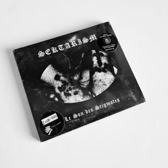 SEKTARISM - Le Son des Stigmates CD Digipack - CD Digipack