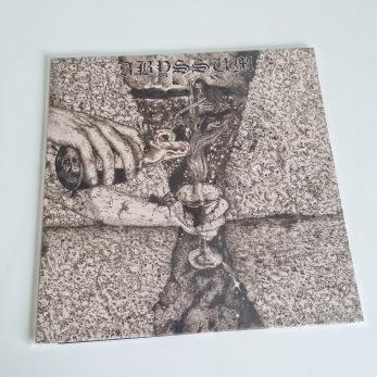 ABYSSUM – Poizon of God LP - Black 12