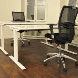 Ny skrivbordsstol, Brizley Wave