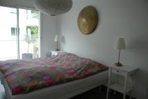 Sovrum 1, två 80 cm sängar