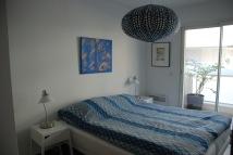 Sovrum 2, två 80 cm sängar