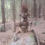 Troll i skogen