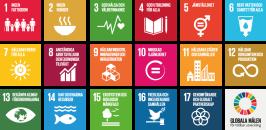 Spillotekets stora skolsatsning Spillinvasion tar avstamp i FN´s 17 Globala mål. På www.globalamalen.se lär du dig allt om dessa.