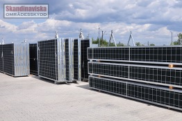 INFRA bullerskydd moduler
