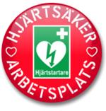 Vi hjälper dig skapa en hjärtsäker arbetsplats med hjälp av utbildningar i hjärt- och lungräddning och hjärtstartare