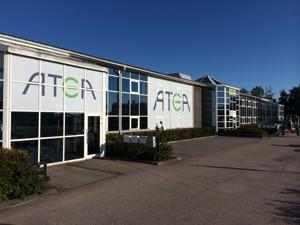 Dekor dekal tryck ATEA Halmstad Halland