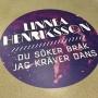 Klistermärke vinyl dekal Halmstad Halland