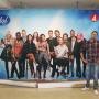Expo backdrop vepa utställning TV4_Idol halmstad halland