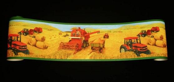 Tapetbård tröskor o traktorer 179:-
