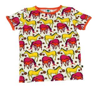 T-shirt Småfolk hästar 179:- Stl 86/92-110/116