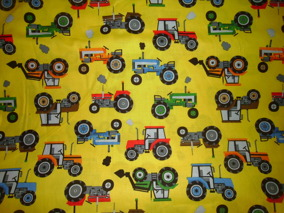 Gult traktortyg FQ 45:- alt 139:-/m