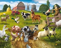 Walltastic Farm (579:-) NU 449:-