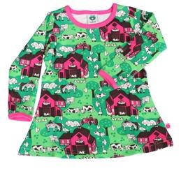 Härlig klänning från Småfolk stl 68-86. 219:-
