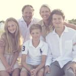 Barn Familj