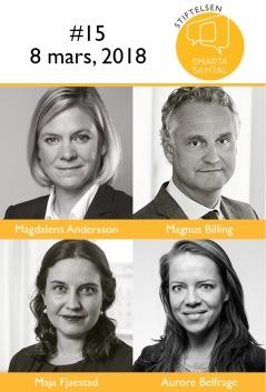 Smarta Samtal™ #15 - mars18 - Sverigemodellen 2.0