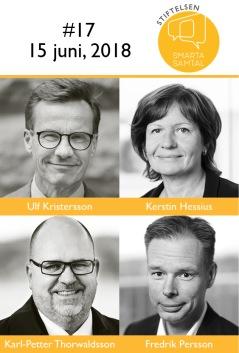 Smarta Samtal™ #17 - juni18 - Sweden first?