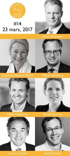 Smarta Samtal™ #14 - mars17 - Hur skalar man socialt entreprenörskap?