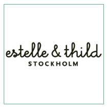 Distribueras av Estelle & Thild AB
