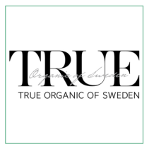 Distribueras av True Organic of Sweden AB